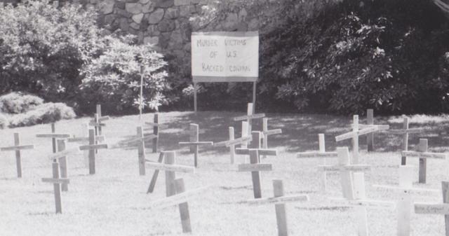 Contra death crosses