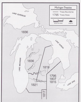 Native Treaties in MI