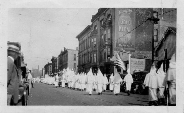 KKK in GR