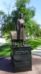 Parks Statue
